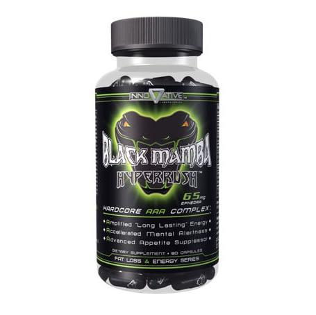 Black Mamba Hyperrush (90капсул)