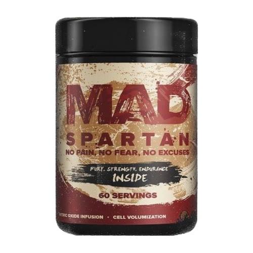Mad Spartan (240g/60serv)
