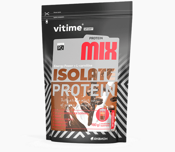 Vitime Mix Isolate Protein