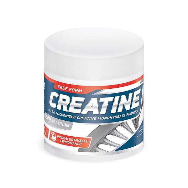GeneticLab Nutrition Creatine Powder (300g/60serv)