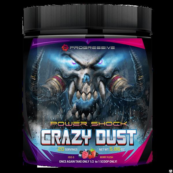 Crazy Dust (166g/20serv)