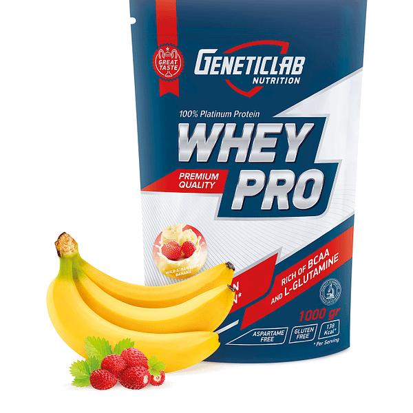 GeneticLab Nutrition Whey Pro (1000g/30serv)