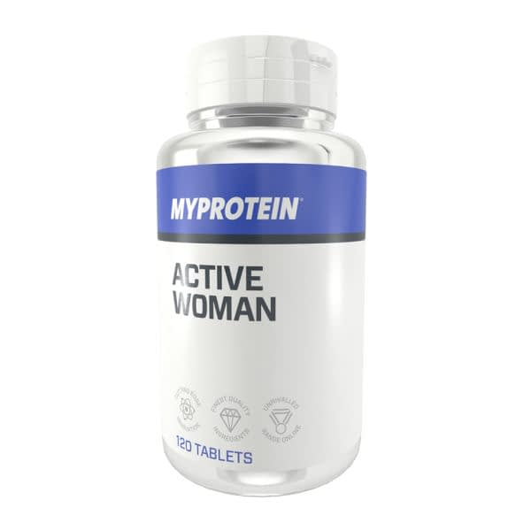 My Protein Active Woman (120 таблеток)