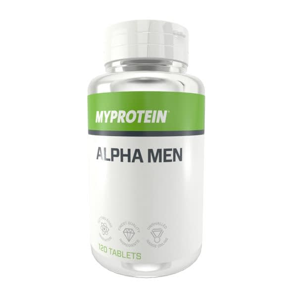 My protein Alpha Men Super Multi Vitamin