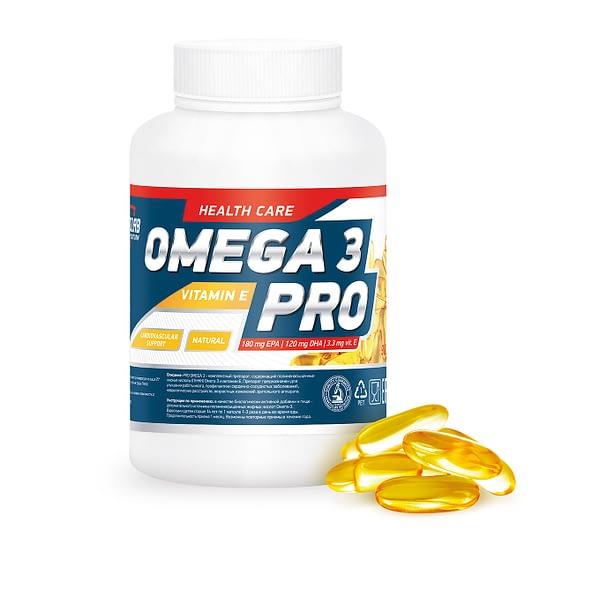 GeneticLab Nutrition Omega 3 Pro (90 капсул/90serv)