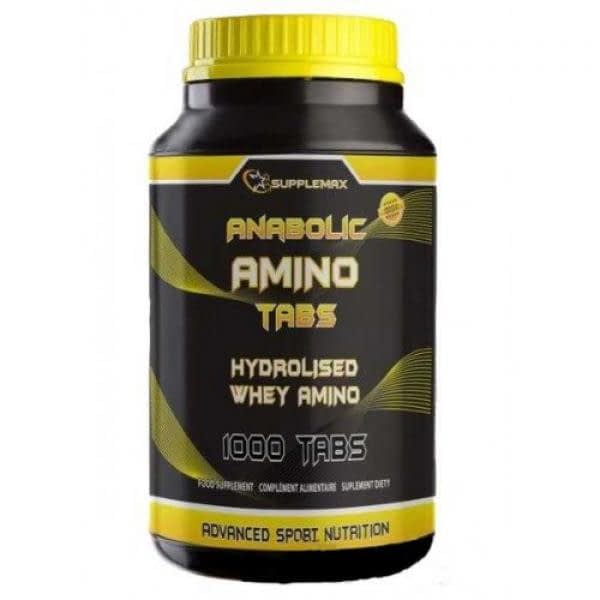 Supplemax Anabolic Amino Tabs