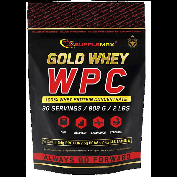 Supplemax Gold Whey (908g/30serv)