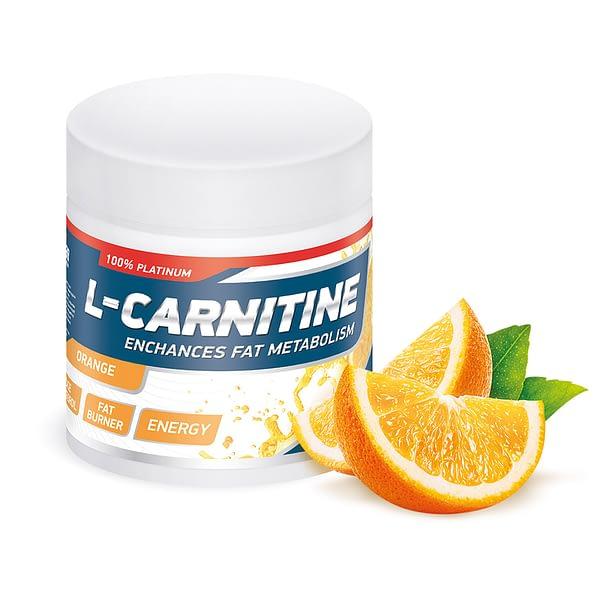 GeneticLab Nutrition L-Carnitine Powder (150g/30serv)
