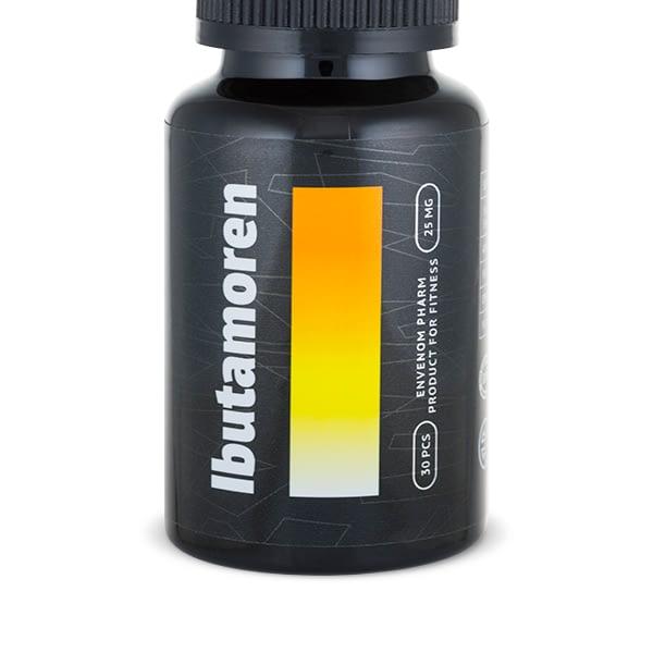 Envenom Pharm Ibutamoren (60 капсул)