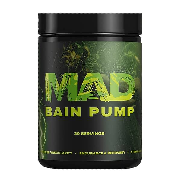 Mad Bain Pump (240g/20serv)