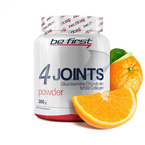 Be First 4 Joits (300g/26serv)