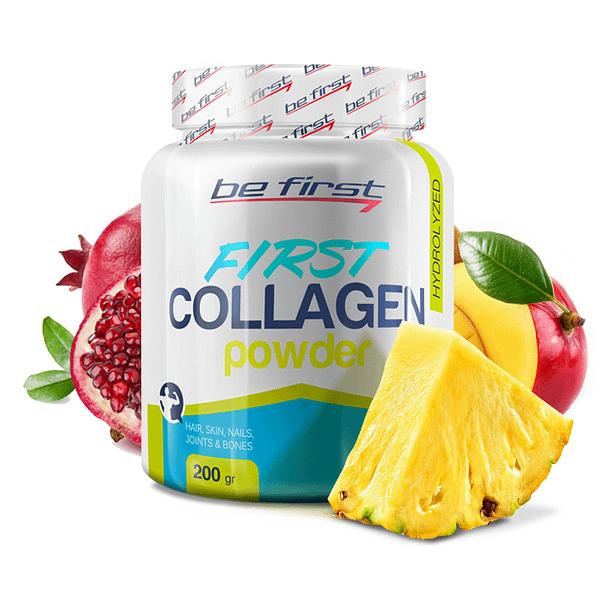 Be First Collagen Powder (200g/25serv)