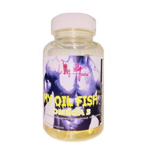 My Way My Oil Fish Omega 3