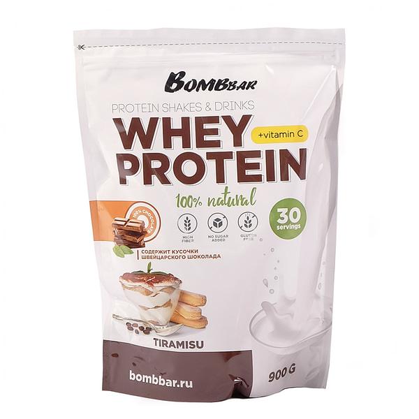BombBar Whey Protein (900g/30serv)