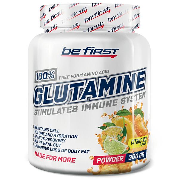 Be First Glutamine Powder (300g/30serv)