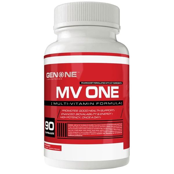 Genone Mv One (90 таблеток/30serv)