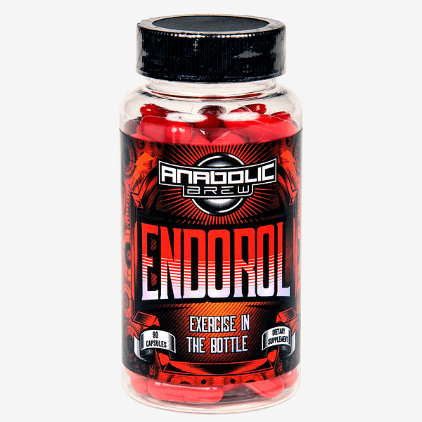 Anabolic Brew Endorol (90 капсул)