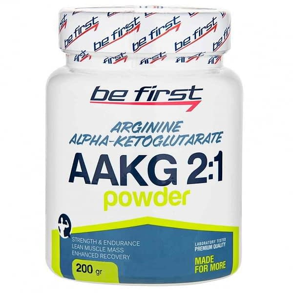 Be First AAKG 2:1 Powder (200g/30serv)
