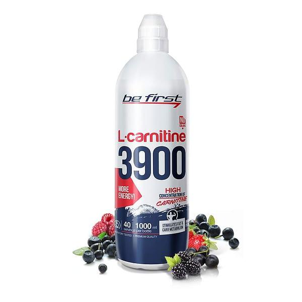 Be First L-Carnitine 3900 (1000ml/200serv)