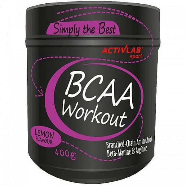 ActivLab Sport BCAA Workout (400g/40serv)
