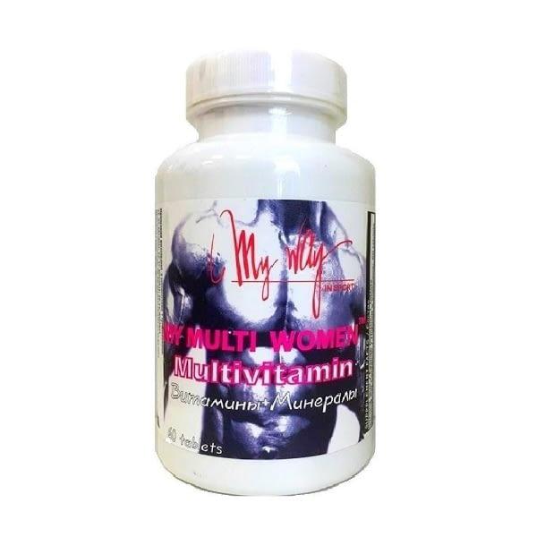 My Way My Multi Woman Multivitamin