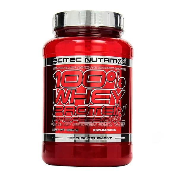 Scitec Nutrition 100% Whey Protein Professional + Iso (870g/29serv)