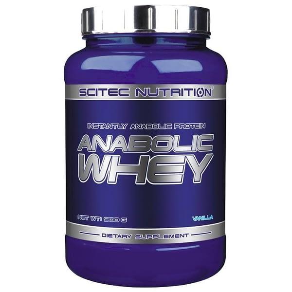 Scitec Nutrition Anabolic Whey (900g/30serv)
