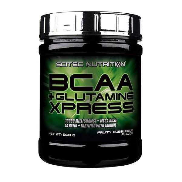 Scitec Nutrition BCAA + Glutamine Xpress (300g/25serv)