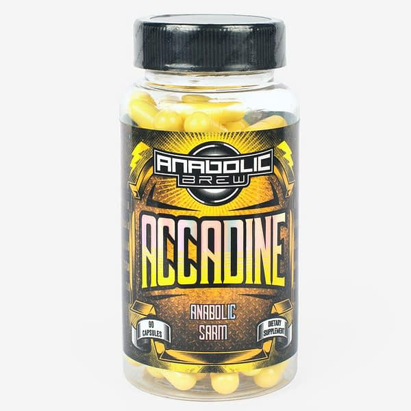 Anabolic Brew Accadine (90 капсул)