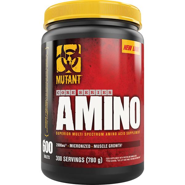 Mutant Amino (600 таблеток/300serv)