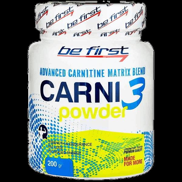 Be First Carni 3 Powder (150g/50serv)