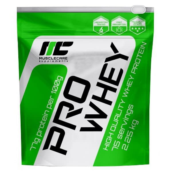 MuscleCare Supplements Pro Whey (2250g/75serv)