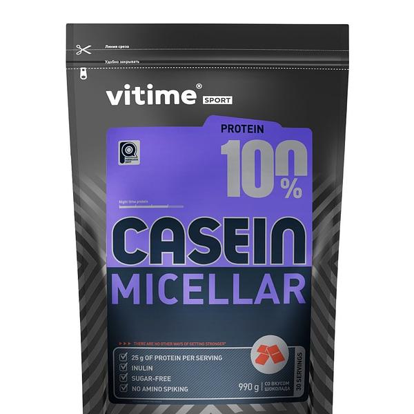 Vitime Casein Micellar (990g/25serv)