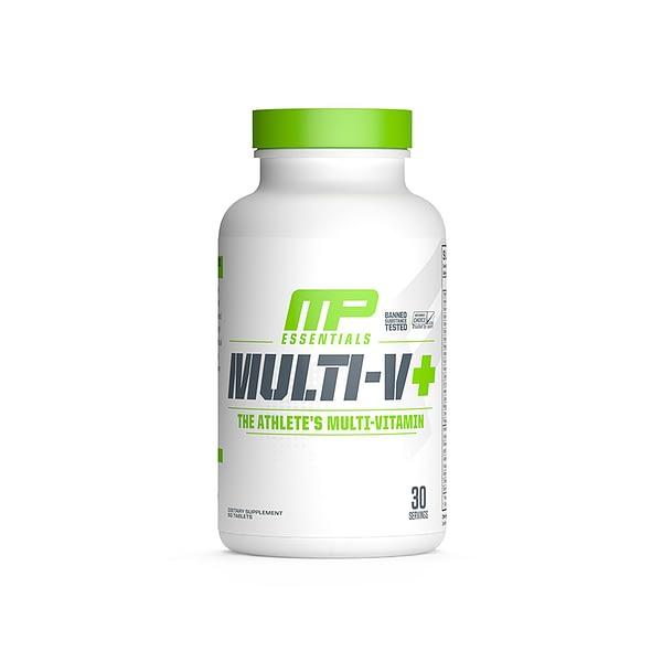 Muscle Pharm Multi-V+ (60 таблеток/30serv)