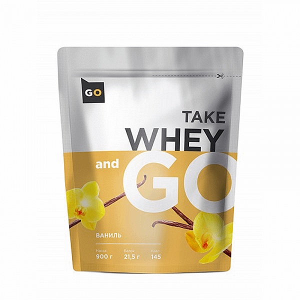 Take and Go Whey (900g/25serv)