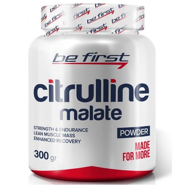 Be First Citrulline Malate (300g/300serv)