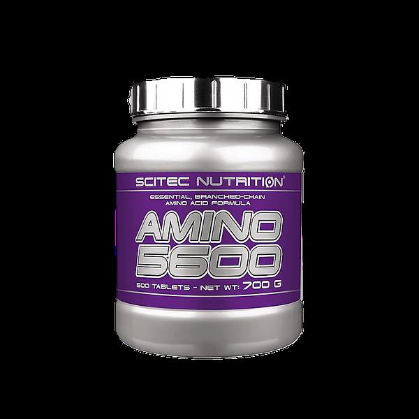 Scitec Nutrition Amino 5600 (500 таблеток/125serv)