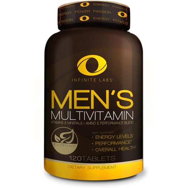 Infinite Labs Men's Multivitamin (120 таблеток/60serv)