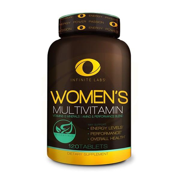 Infinite Labs Women's Multivitamin (120 таблеток/60serv)