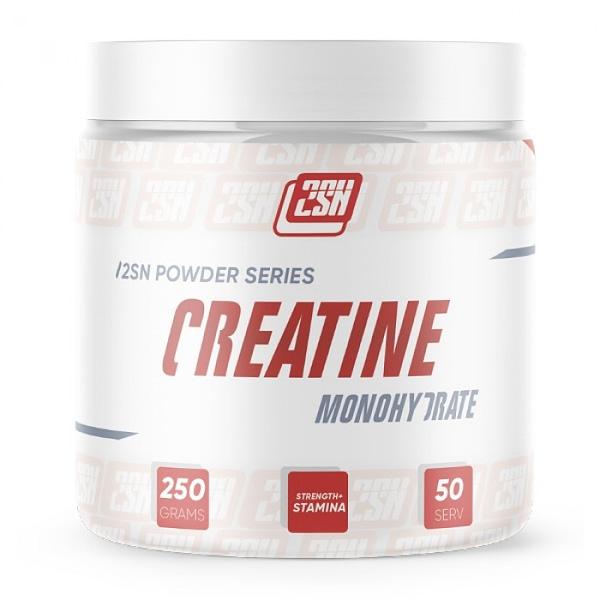 2SN Creatine Monohydrate (250g/50serv)