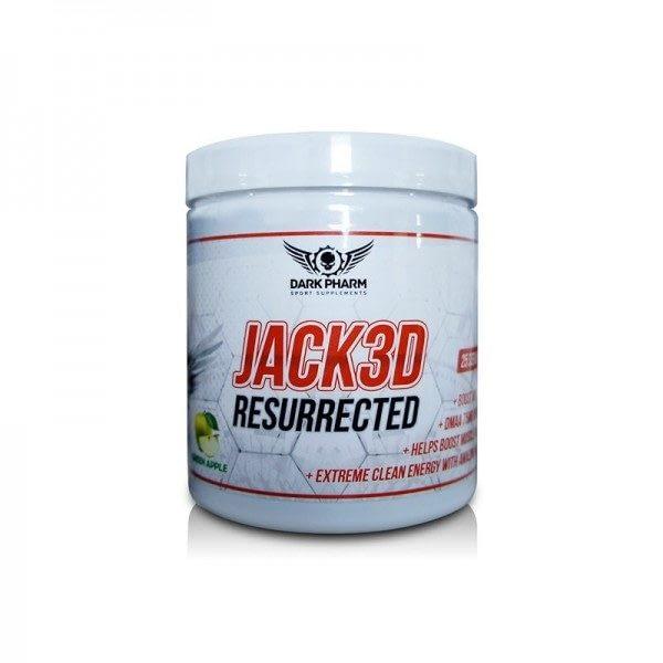 Jack3D Resurrected (137,5g/25serv)