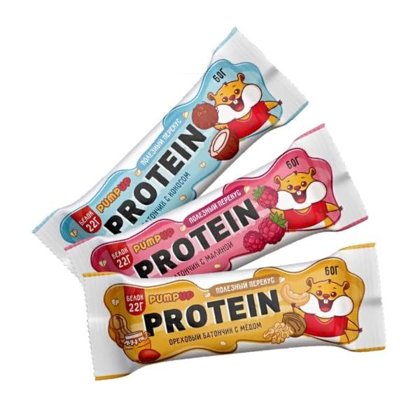Pump Up Protein Батончик (60g)