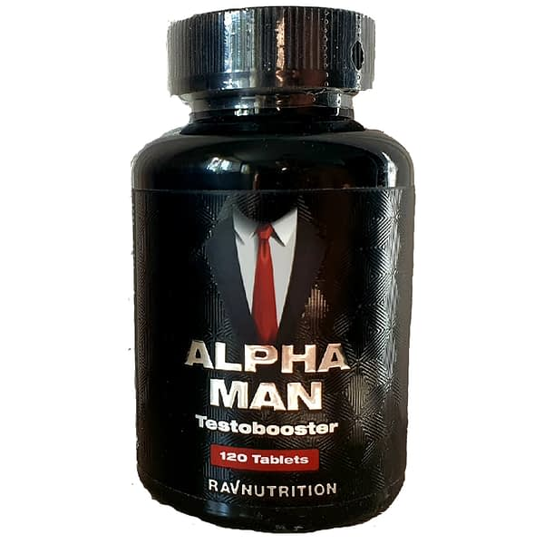 RaVnutrition Alpha Man (90 таблеток/30serv)