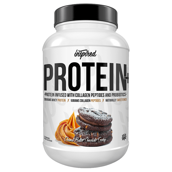 Inspired Nutra Protein+ Collagen & Probiotics (908g/35serv)