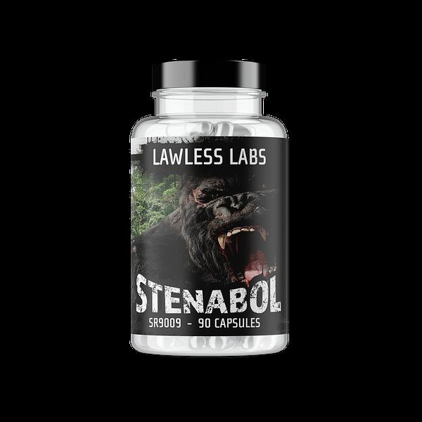 Lawless Labs Stenabol (90 капсул)