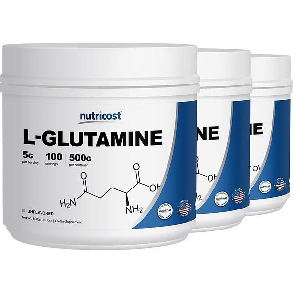 Л-Глютамин
