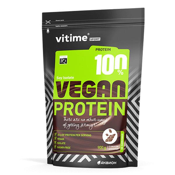 Вегетарианский протеин